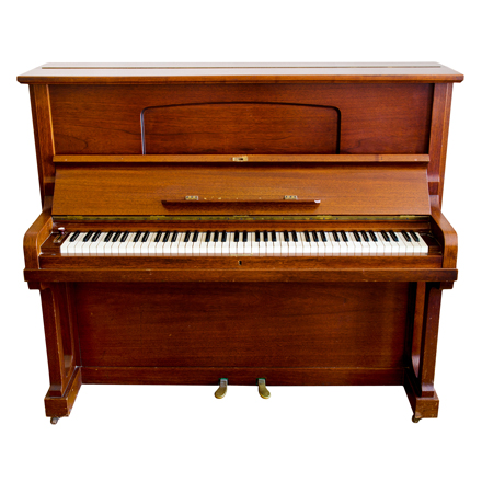 used acoustic piano